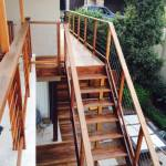 Balustrades around house & Staircase