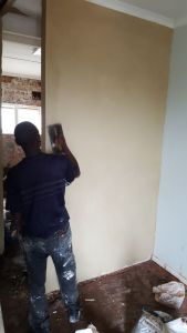 skimming walls Umdloti renovation