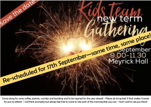 Kids Team Gathering