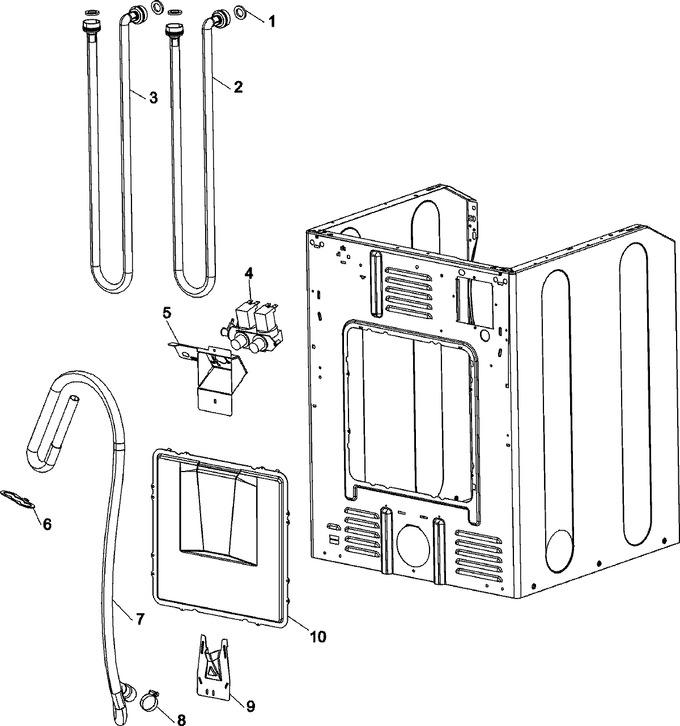 Old Whirlpool Dryer Model Numbers