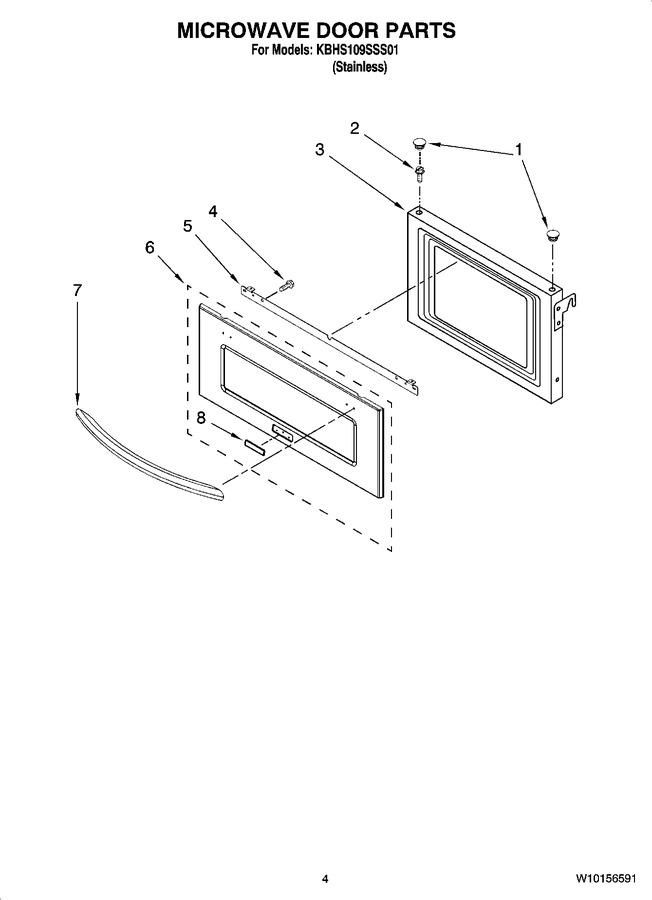 Whirlpool Microwave Parts ListBestMicrowave