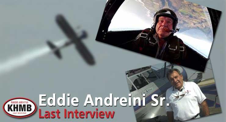 Dream Machines 2018 & Eddie Andreini Sr.'s Last Interview
