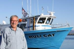 Harbor Commissioner President Tom Mattusch Interview
