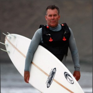 Surf Sessions Ep. 2: Jeff Clark On Life Vests Made For Extreme Surfers