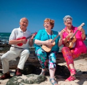 Senior Coastsiders - Ukulele Jam @ Senior Center | Half Moon Bay | California | United States