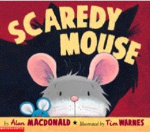 Bedtime Stories ~ Scaredy Mouse BOO!