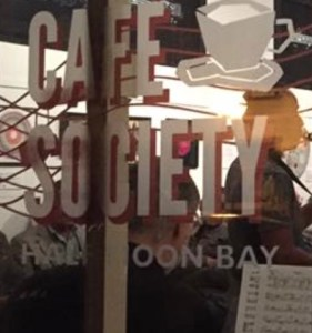 Free Jazz at Cafe Society ~ Fridays 7-9:30pm @ Cafe Society | Half Moon Bay | California | United States