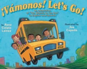 Bedtime Stories ~ Vamonos! Let's Go!