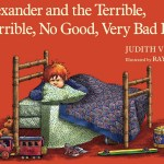 Bedtime Stories ~ Alexander and the Terrible, Horrible, No Good, Very Bad Day
