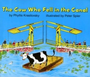 Bedtime Stories: The Cow Who Fell In The Canal