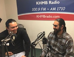 """Domingos en Espanol"" with Joaquin Jimenez and Ulises Zatarain on KHMB Radio @ KHMB Radio 