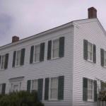 The Johnston House of Half Moon Bay, California
