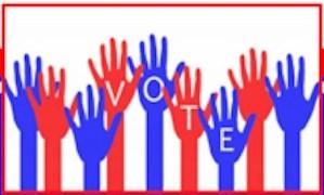Celebracion Electoral de Half Moon Bay ~ Registrese Para Votar, y a Cenar! @ Ted Adcock Community Center