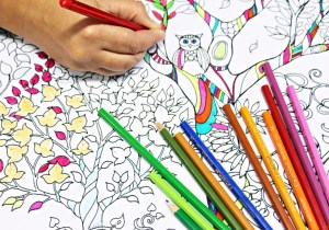 Adult Coloring at the Half Moon Bay Library @ Half Moon Bay Library | Half Moon Bay | California | United States