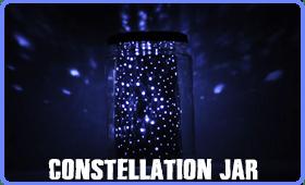 Teen Read Week: Constellation Jar Activity @ Half Moon Bay Library | Half Moon Bay | California | United States