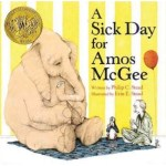 Bedtime Stories ~ A Sick Day for Amos McGee