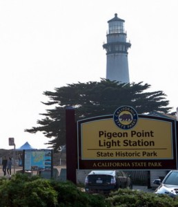 Tour the Pigeon Point Lighthouse!
