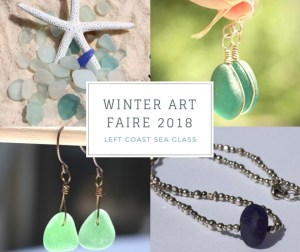 Want Unique Holiday Gifts? Try the Winter Art Faire at Sanchez Art Center @ Sanchez Art Center | Pacifica | California | United States
