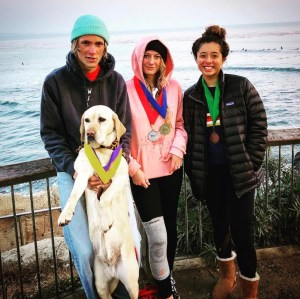 HMB High School Surf Team Results from Pleasure Point