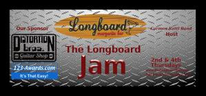 Longoard Pro Jam ~ Bay Area's Top Blues Artists ~ NO COVER @ Longboard Margarita Bar | Pacifica | California | United States