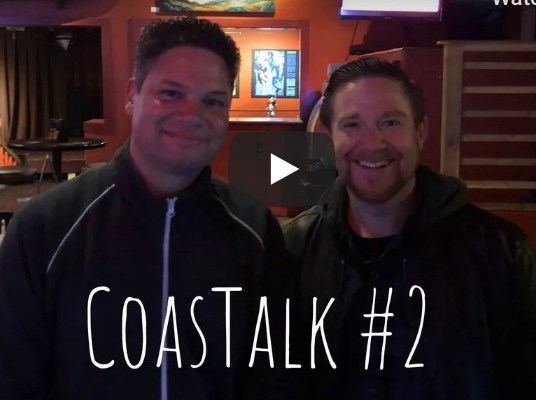 CoasTalk #2 with Mark Weisbarth and Pacifica Native Josh Armstrong