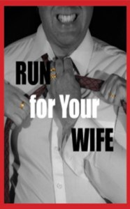 AAUW 3rd Annual Theatre Bash ~ Run For Your Wife at Coastal Rep @ 3rd Annual Theater Bash  | Half Moon Bay | California | United States