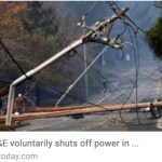 New PGE Outage Policy ~ Possible 96-Hour Outages