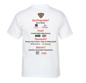 "Want an ""Are You Prepared?""  Memorial Day Shelter-in-Place Disaster Prep T-shirt or Hoody?"