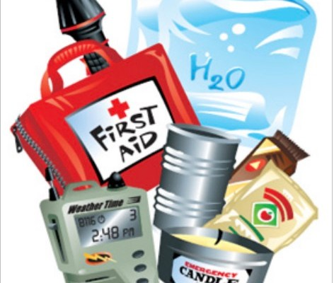 Home and Car Emergency Supply Checklists ~ Are you Prepared?