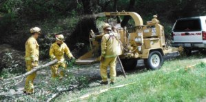 Neighborhood Chipping Program for Fire-Prone Communities in San Mateo County