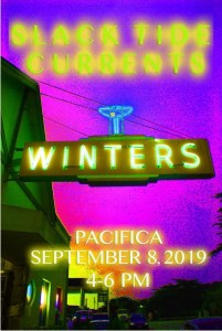 Slack Tide Currents at Winters Tavern in Pacifica Sun. Sept. 8th, 4-6:00pm @ Winters Tavern