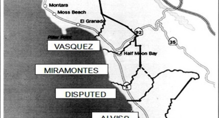 Our Land Grants-And the Coastside's Mexican Years