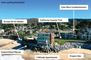 Mirada Seawall Approved with Revisions by California Coastal Commission