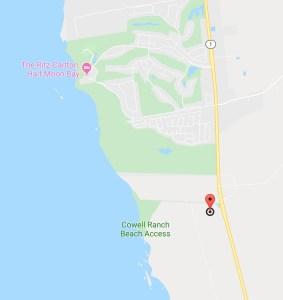 Temporary Closure of Cañada Verde Stairs and Beach Access Starting Mon. 11/18 @ Cowell Ranch Beach Access | Half Moon Bay | California | United States