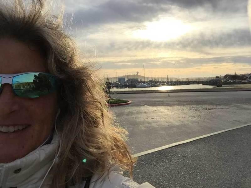 Michelle selfie