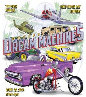 HMB Dream Machines poster