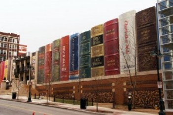 Kansas City Public Library Parking Structure