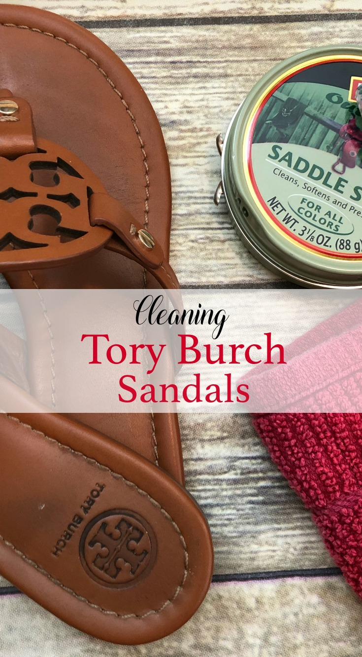 b57362f23a17b How I Cleaned My Tory Burch Sandals – Coast to Coast