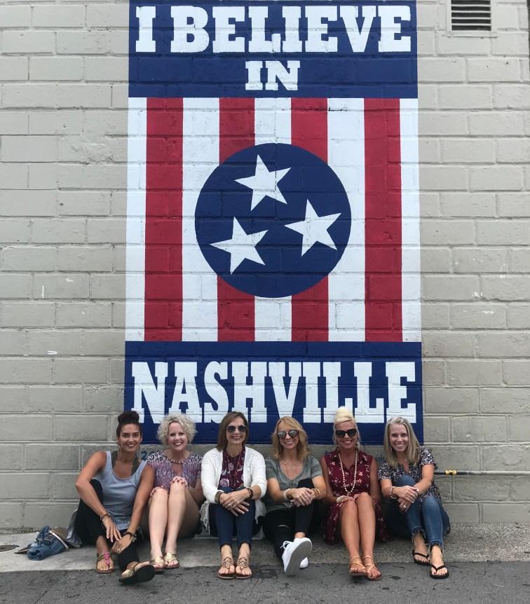 Nashville, Mural