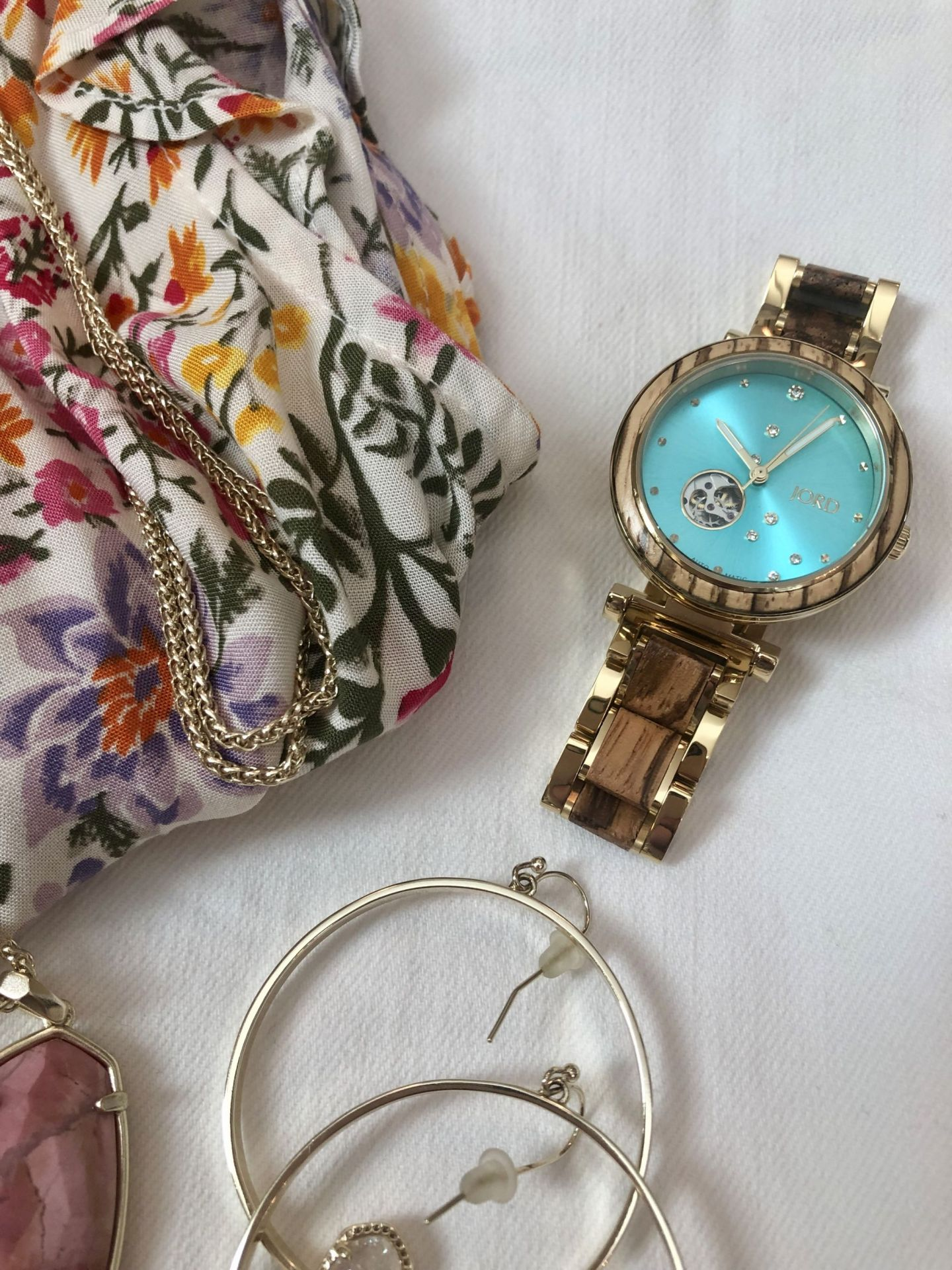 A New JORD Watch + A Giveaway