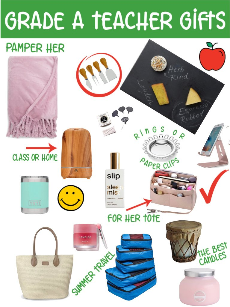Great Teacher Gifts 101