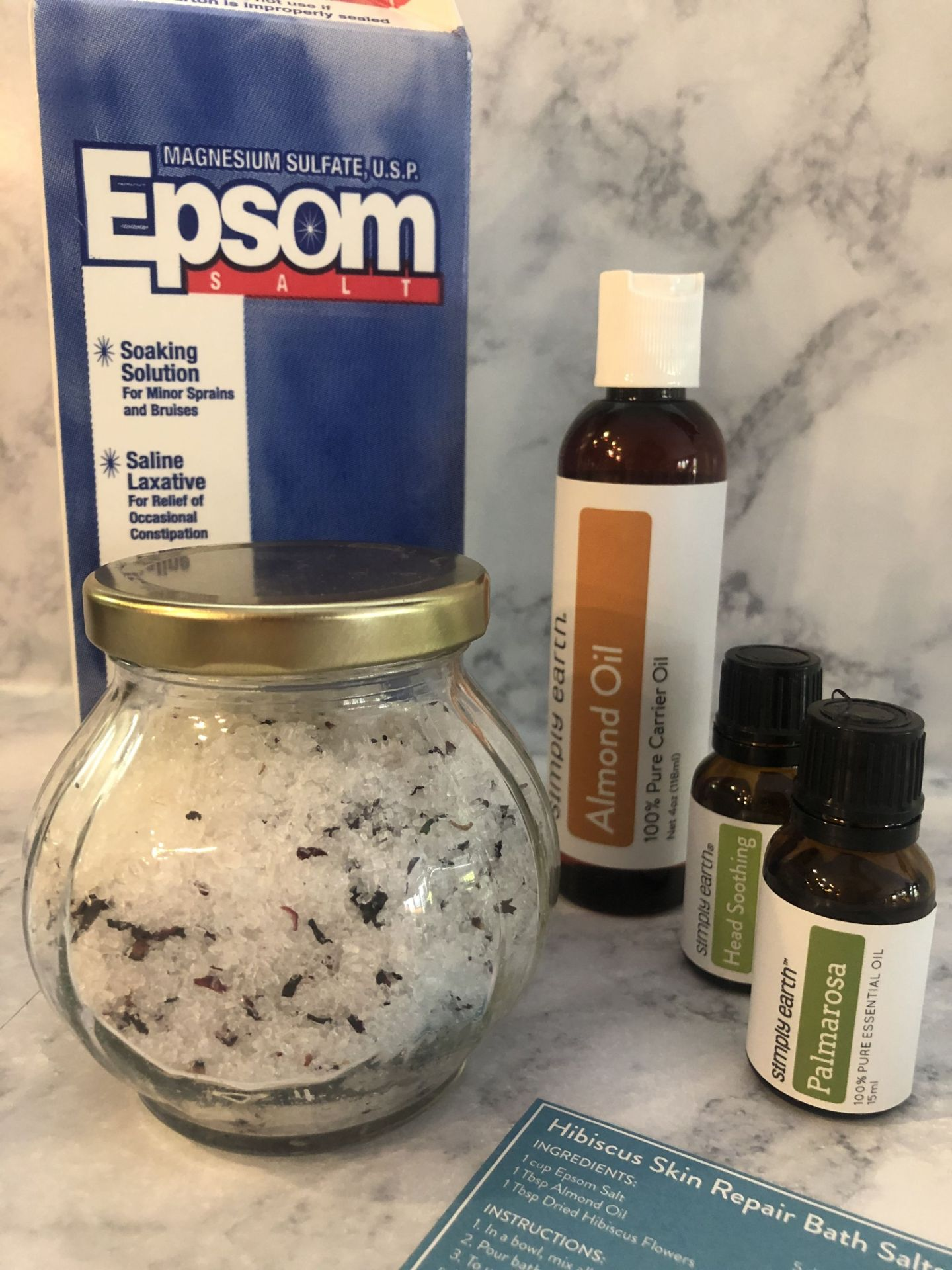 Summer and Essential Oils