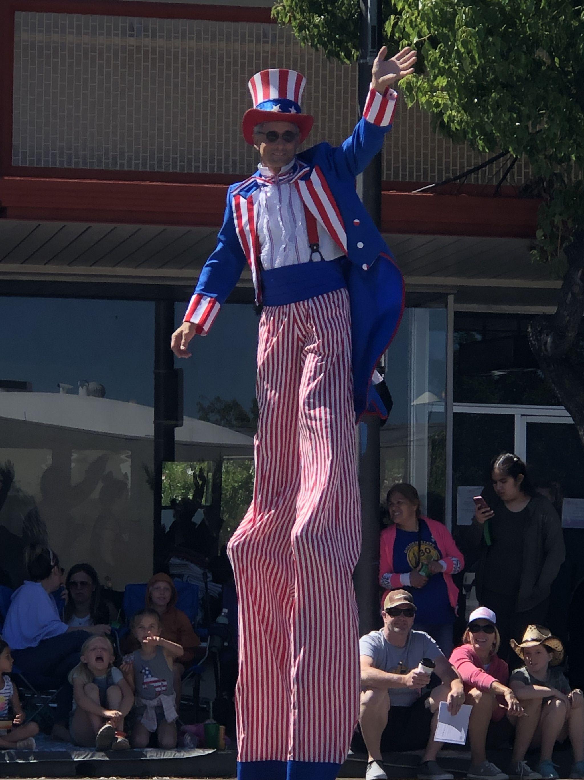 Livermore Rodeo Parade, Coast to Coast