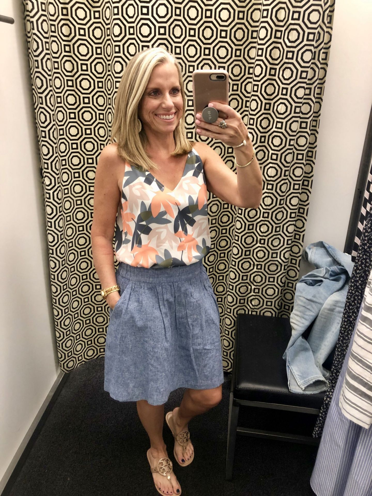 Loft outlet cami & skirt, Coast to Coast