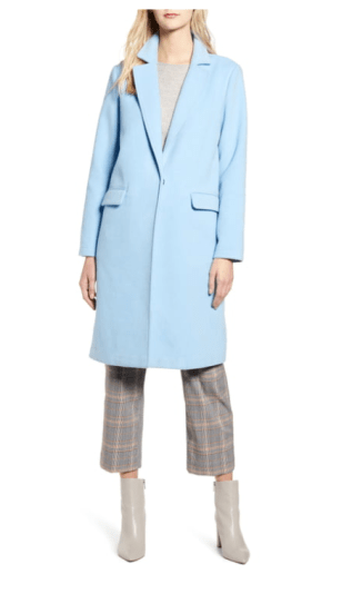 Vince Camuto Lightweight Long Coat, Nordstrom Anniversary Sale