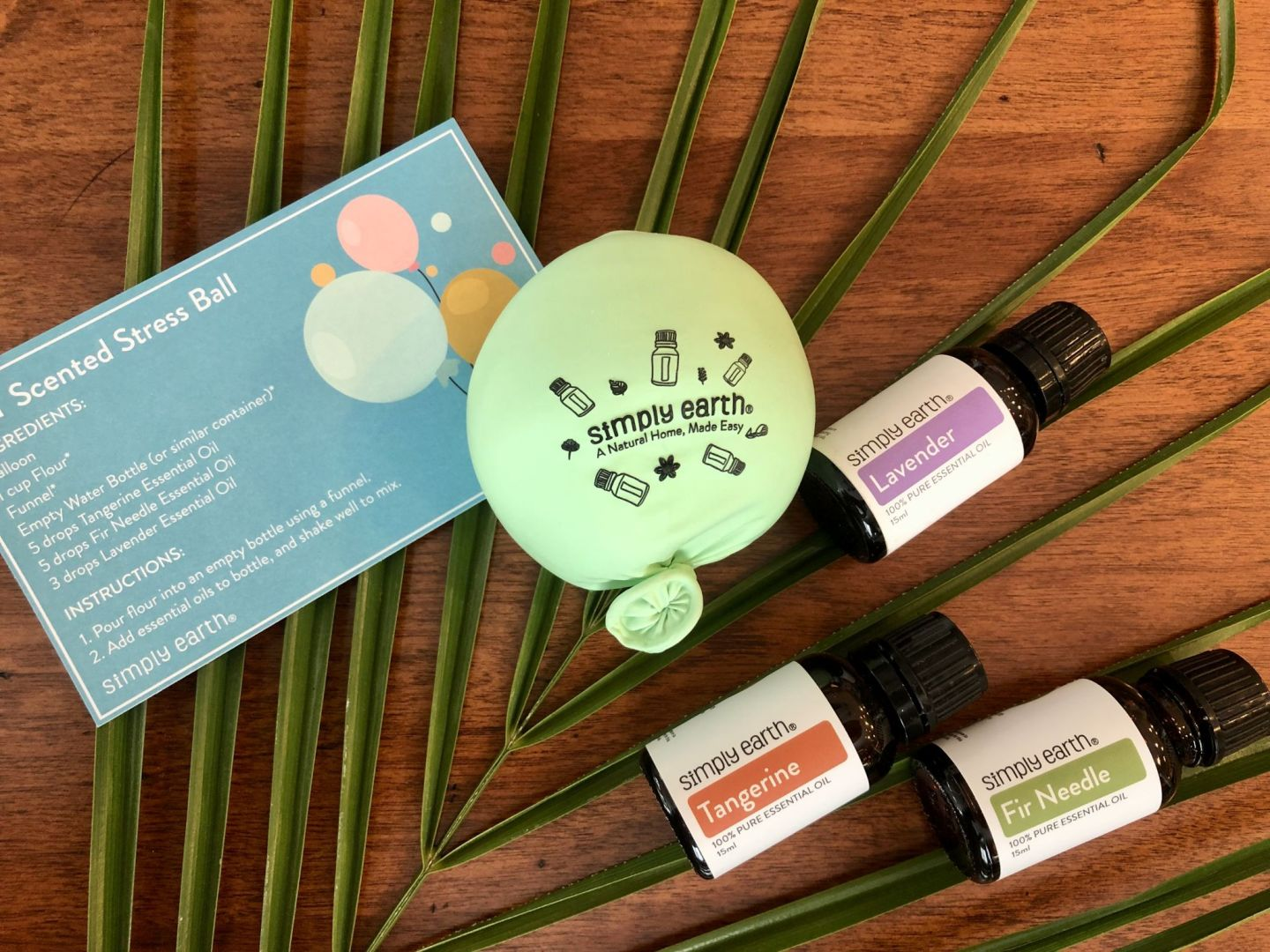 Essential oils with kids