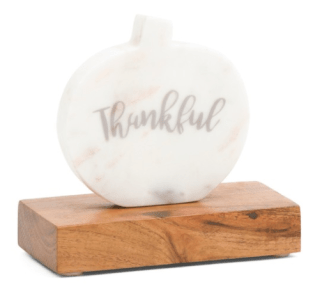 Fall Decor, TJMaxx