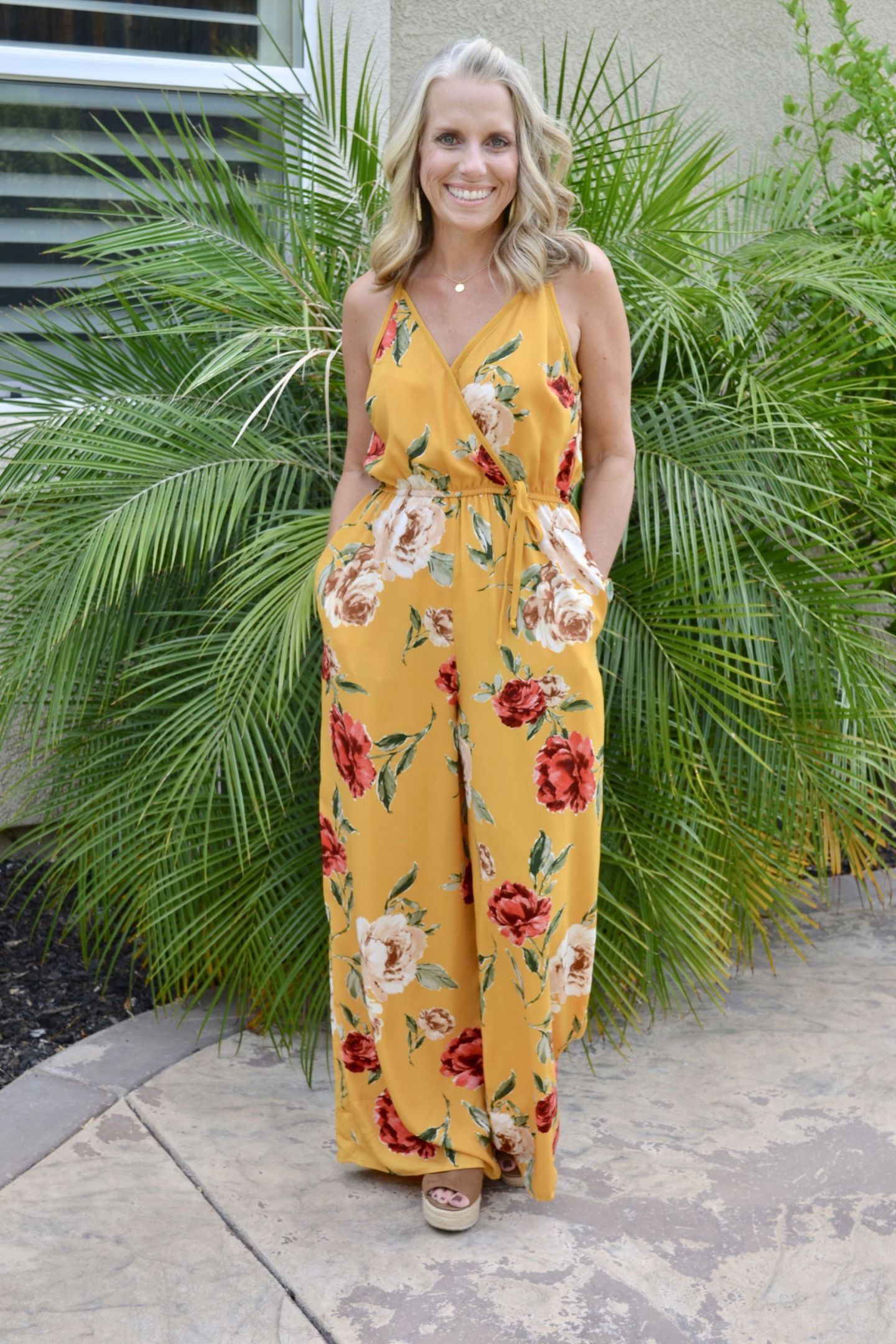 Floral and Tropical with Ageless Style
