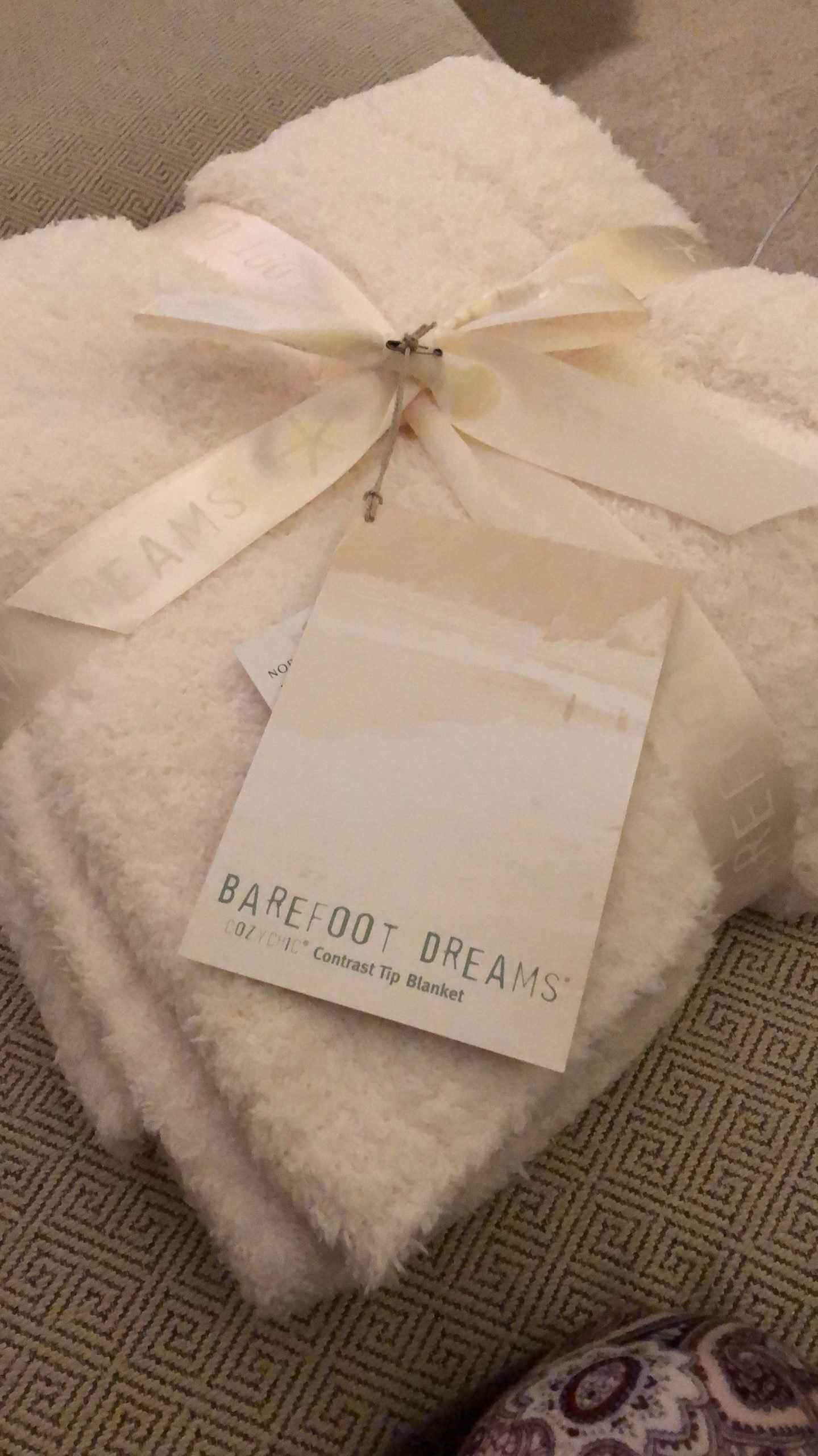 Barefoot Dreams Blanket, what I'm loving lately