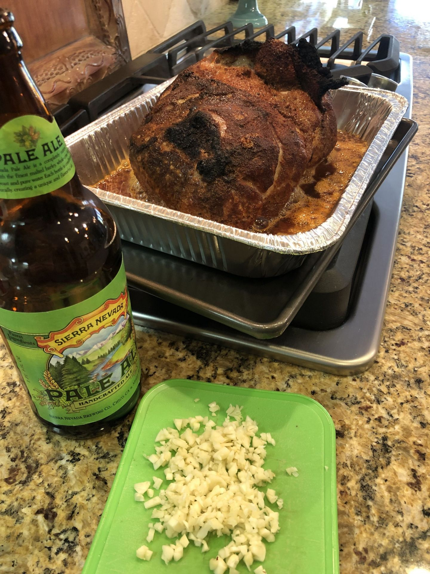 Beer Braised BBQ